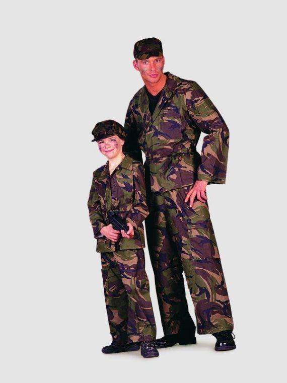 bundeswehr xxl soldatenkost m uniform herrenanzug karneval. Black Bedroom Furniture Sets. Home Design Ideas