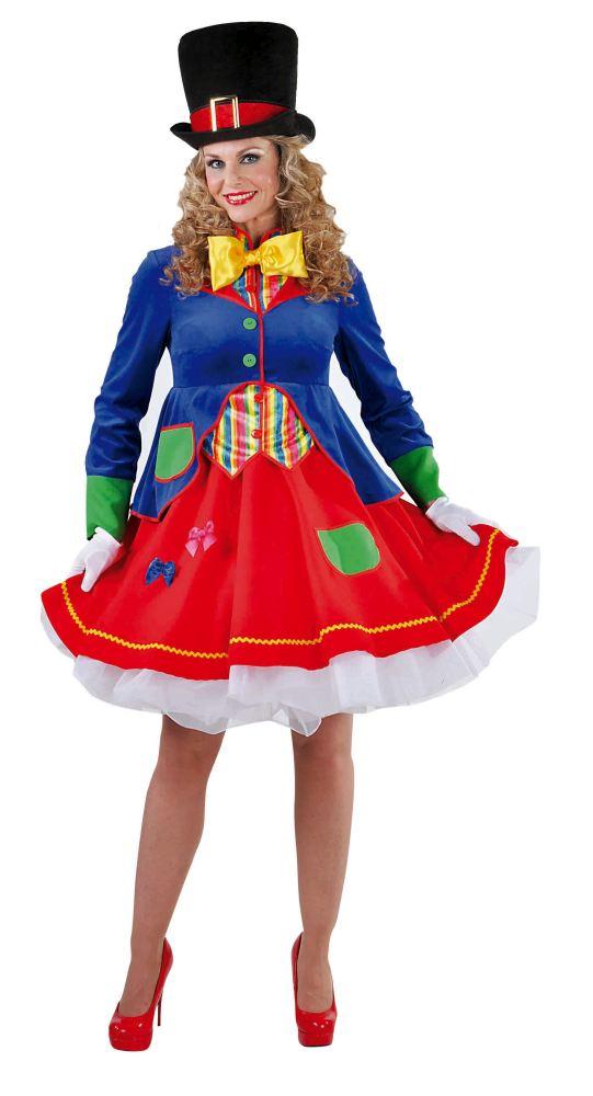 Clown kleider fur damen