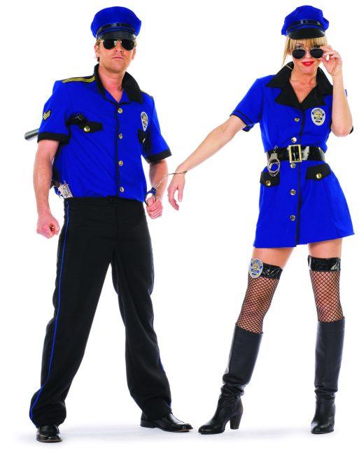 polizist bergr en karnevalskost m police men polizei. Black Bedroom Furniture Sets. Home Design Ideas