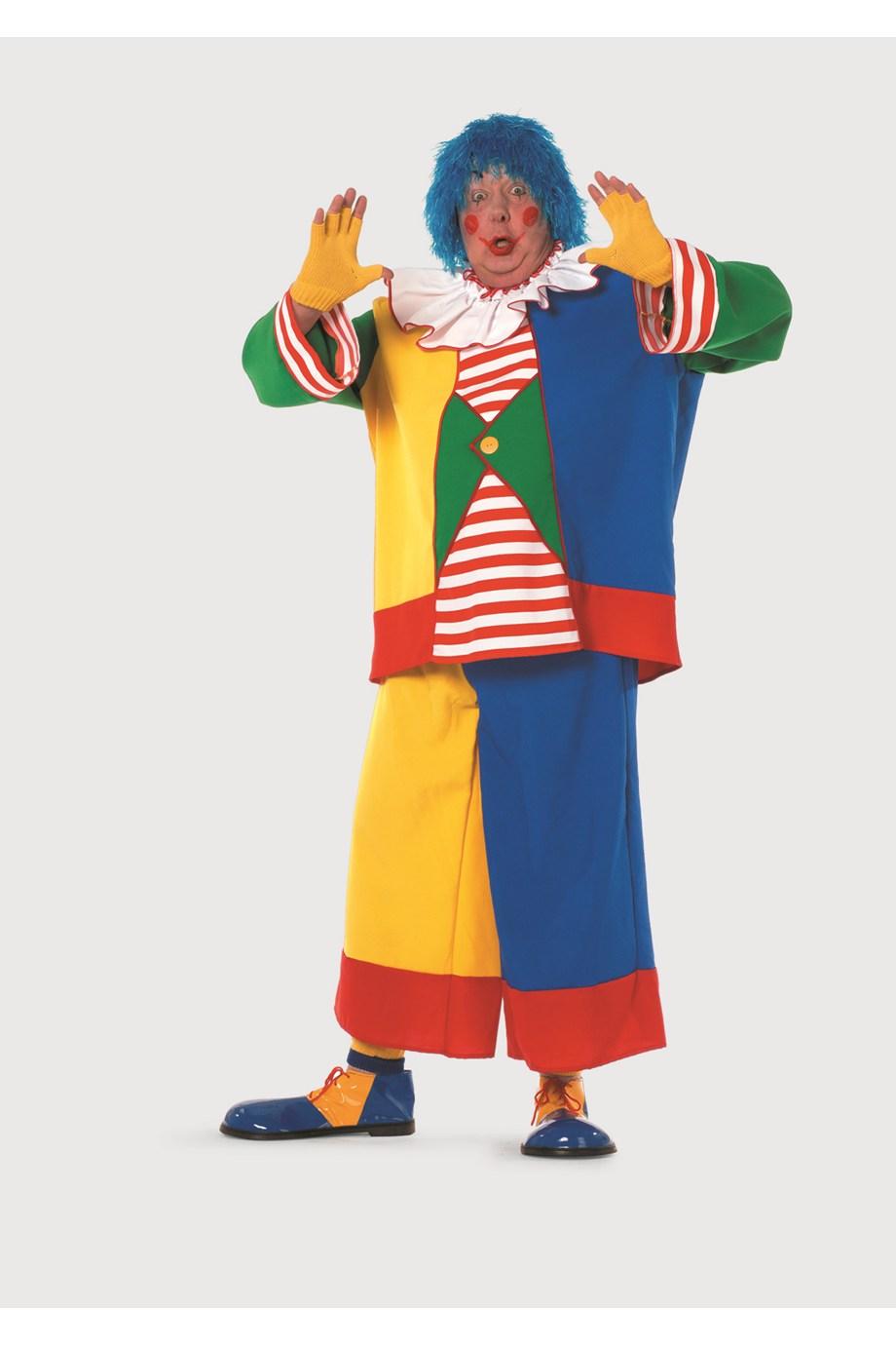 Слезы клоуна своими руками